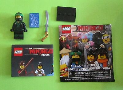 Lego ® Minifig Paire Jambes Ninjago Movie Le Film Serie 71019 Choose Leggs NEW