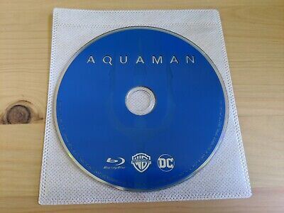 Blu-ray Discs, Shipped in Sleeves