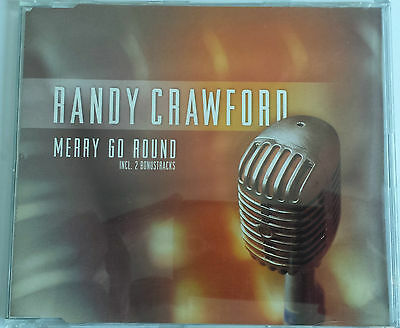 Randy Crawford Merry Go Round CD Single