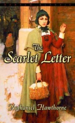 The Scarlet Letter (Bantam Classics) by Hawthorne, Nathaniel