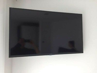 Sharp Aquos LED-Fernseher (102 cm / (40 Zoll), Full HD, Smart-TV