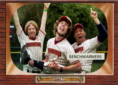 The Benchwarmers 55 Style David Spade Rob Schneider Aceo Art Card Joe Heder