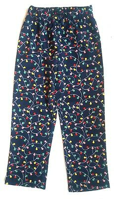 GAP Kids Girls NAVY MULTI Print P J Pants Pyjamas Bottoms Nightwear 4-12y £14.95