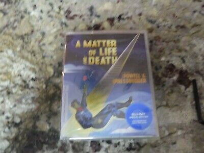 A Matter Of Life And Death  Criterion Collection  Blu-Ray