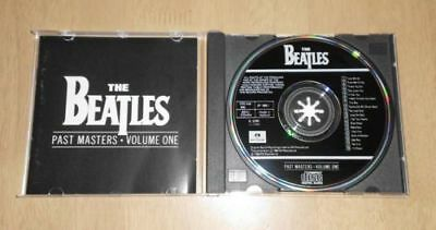 The Beatles Past Masters Vol. 1 CD Made UK 1988 Stereo / Mono
