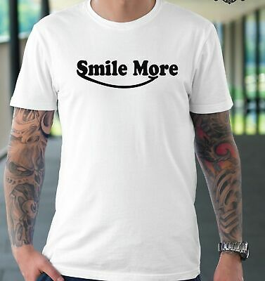 93be4947a Smile More Tshirt Roman Atwood Gamer Top Youtuber Gaming T-shirt Tee Top