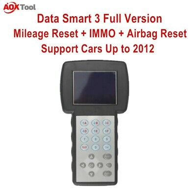 discount Data Smart 3 Full Version Mileage Reset+IMMO+Airbag support cars to2012