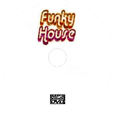 New Funky House Monthly Issues 198-214 MP3 DVD 7.5GB DJ 320kbps Tracks