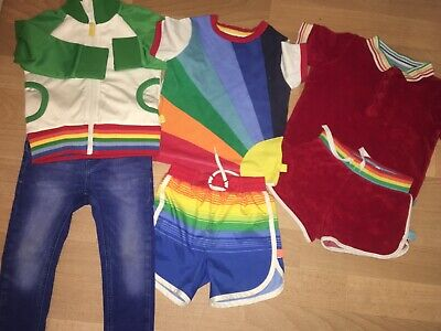 Little bird Boys Bundle (mothercare) Age 9-12 Months With Next Jeans