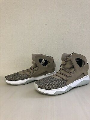 3ce4393f43a2 Nike Air Flight Huarache Ultra 880856-200 Trooper Sz11.5 Beige High Tan  Sneakers