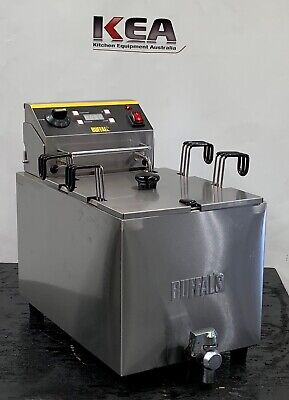 Buffalo Electric Pasta Cooker Model : GH160-A