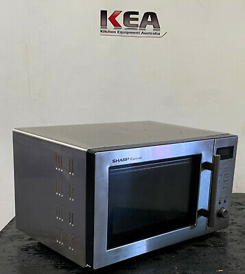 Sharp Microwave Oven Model : R-291Z(ST)