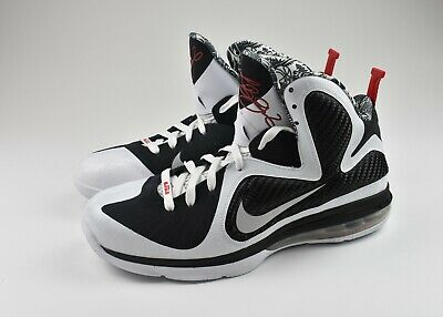 259345661eae3 Nike Air Max Lebron Ix 9 Summit Freegums Dead Stock Sz 10.5 469764-101
