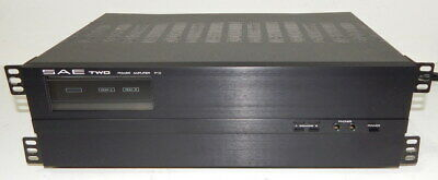 SAE TWO power amplifier model P10