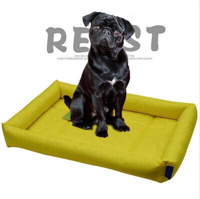 Pet Dog Self Cooling Mat Pad for Kennels Crates and Beds (S,M,L,XL)