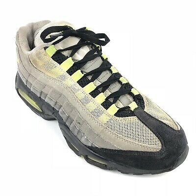 851be0d162 Men's Nike Air Max 95 Neon Running Shoes Size 10.5 Athletic Sneakers 609048- 072