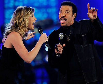 Lionel Richie And Friends Dvd, 2012 Cbs - Kenny Rogers, Jennifer Nettles ~ Rare!