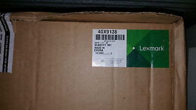Lexmark 40X9138 Genuine 220V Maintenance Kit