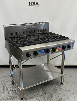 Goldstein 6 Burner Cook Top Model:PFB-36
