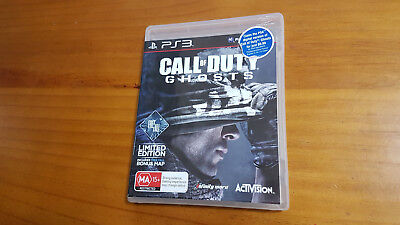 Call Of Duty COD Ghosts PS3 Playstation 3 Game