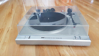 VINTAGE RETRO AWA TURNTABLE VINYL PLAYER Made in Japan