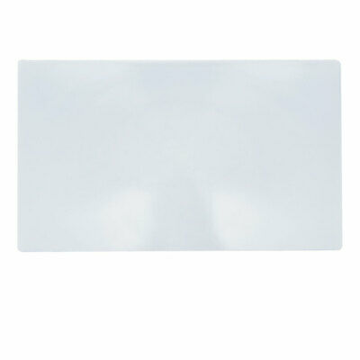 Magnifier Fresnel Lens Page 3x Magnifying Sheet 260x180x0.5mm