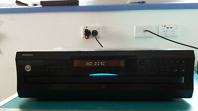 Integra CDC-3.4 6-disc carousel CD player (without remote)