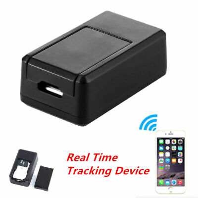 GF-07 Mini Car Vehicle GSM GPRS GPS Tracker Real Time Tracking Locator Device