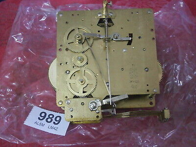 HERMLE 351-020 Clock FHS MOVEMENT Pendulum length 75cm Westminster wall H38656