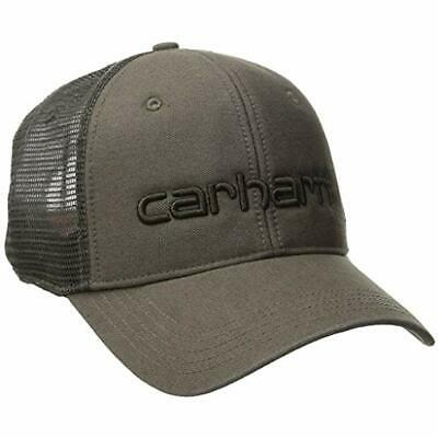 CARHARTT MEN'S DUNMORE Cap GRAY BLUE BROWN - $19 99 | PicClick