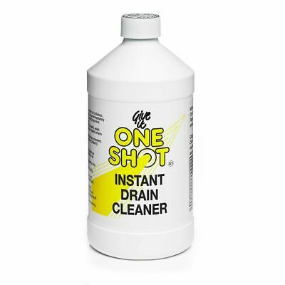 One Shot Drain Cleaner 1 Litre