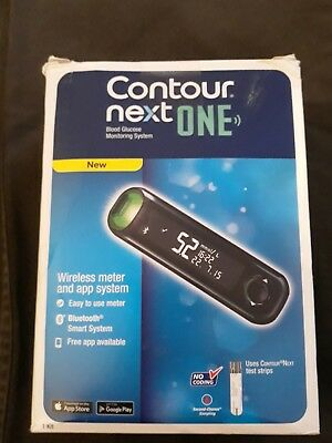 Contour Next ONE: blood glucose monitor: