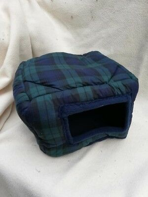 Blackwatch tartan sqube