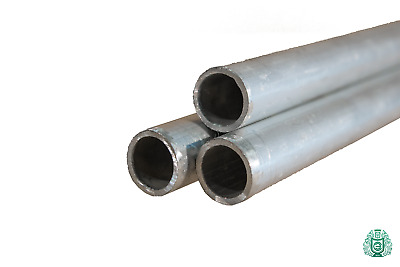 Aluminum Tube Almgsi0.5 Profile 3.3206 Model Making 6060 Pipe round <2 Meters