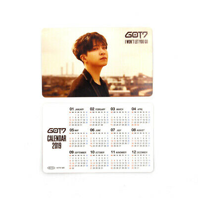 [GOT7] Japan Photocard / I won't let you go / Tower Records Photocard - YOUNGJAE