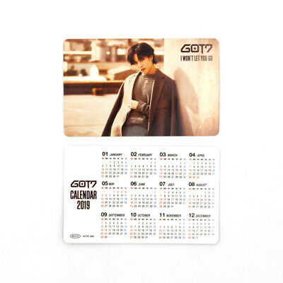 [GOT7] Japan Photocard / I won't let you go / Tower Records Photocard - YUGYEOM