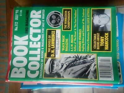 Book  Magazine Collector 100-111
