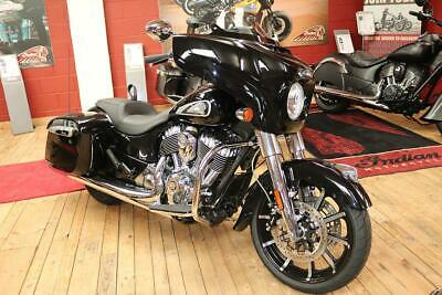 2019 Indian Chieftain Limited Badlands Thunder Black Pearl