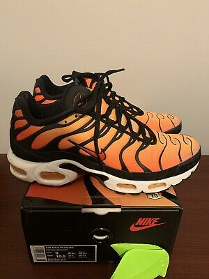 best sneakers 5d5ef 8a7db NIKE AIR MAX Plus Us9 Sunset 2018
