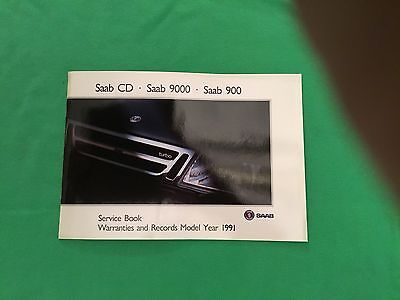 Genuine Saab Service Book Covers All 2004 Models Unused Brand New