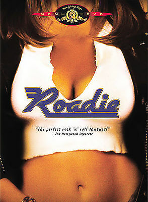 Roadie (DVD, 2003) RARE MEAT LOAF 1980 MUSICAL COMEDY BRAND NEW MGM