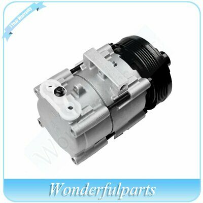 For Ford F-150 Heritage 4.2 V6 A//C Compressor and Clutch Denso 471-8120
