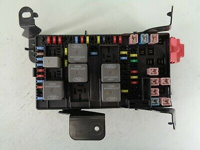 Ford 2006 F250 F350  Interior Dash Fuse Box Junction Block  6C3T-14A067-Bd