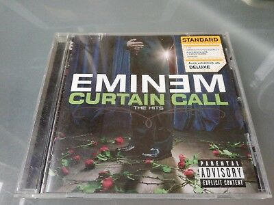 Curtain Call-The Hits von Eminem (2005)