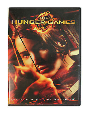 The Hunger Games DVD (PreOwned)