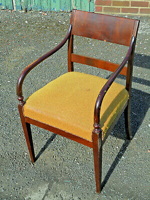 Antique Georgian Arm Chair