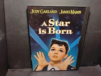 A Star Is Born (DVD, 1999, Widescreen) Judy Garland B320