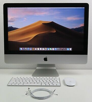 "Apple iMac Retina 4k 21,5"" i7 3,3 Ghz 8 GB Ram 1 TB FUSIONDRIVE BTO 2015"