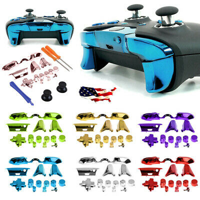 Customized Bumper/Trigger Button Replacement Kit for XBOX One Elite Controller