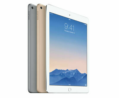 Apple iPad Air 1st Generation) Wi-Fi Only Grey,White -16 - 32 and 64Gb